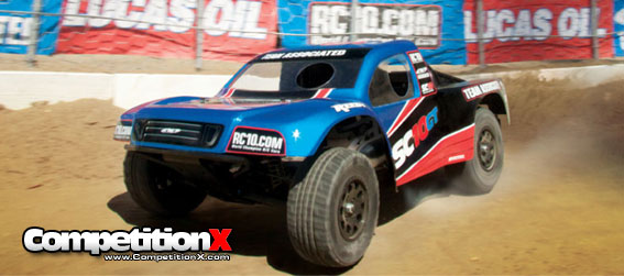 Team Associated SC10GT - 1:10 Scale 2WD Short Course Gas Truck