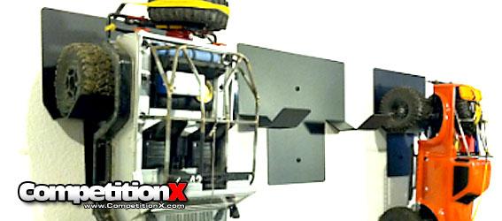 """Kling-On"" RC Storage Racks"
