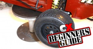 How To: Short Course Tire Mounting 101
