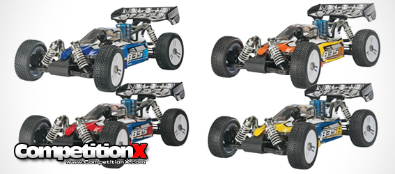 Duratrax 1/8 Scale 835B Buggy RTR