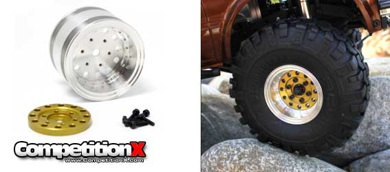 "Gear Head RC ENK 1.55"" Aluminum Wheels"