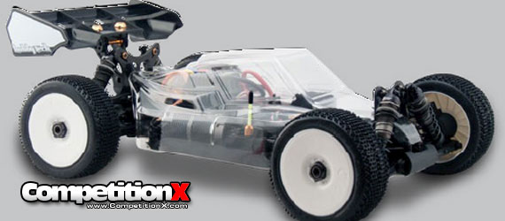 Hobbytech STR8 Spirit EP 1/8 Brushless Buggy