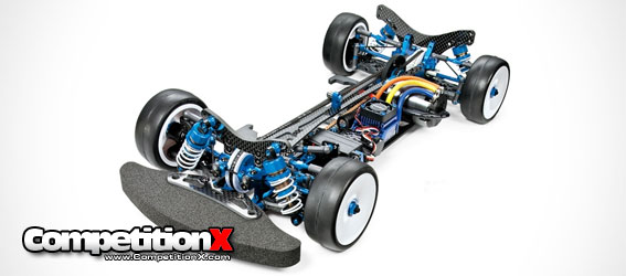 Tamiya TRF417X Reedy Race Edition Chassis Kit
