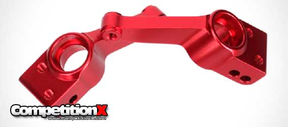 Traxxas Red-Anodized Aluminum Accessories