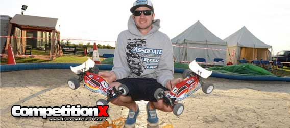 Neil Cragg Sweeps at oOple.com Invernational