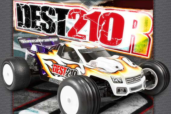 Team Durango DEST210R Build