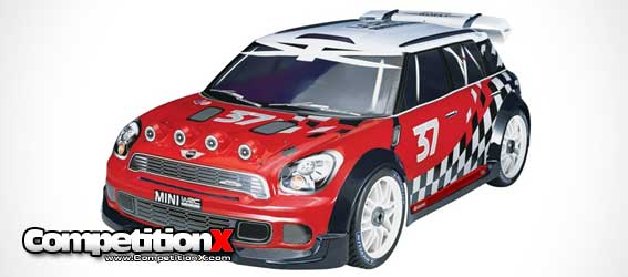 Thunder Tiger ER-4 G3 Mini Countryman Rally Car RTR