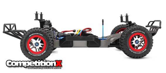 Traxxas Slash 4x4 Ultimate Edition with LCG Chassis
