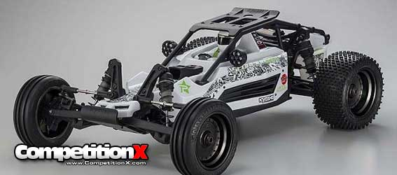 Kyosho 1/7 Gas Powered Scorpion XXL