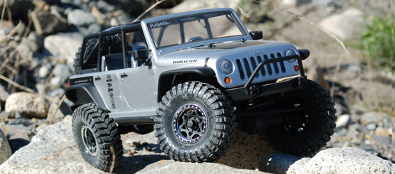 Axial Jeep Wrangler Rubicon : Review axial scx jeep wrangler unlimited rubicon