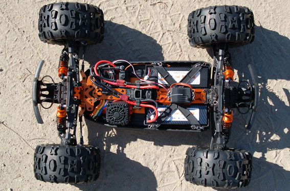 Review: DHK Maximus Chassis Shot