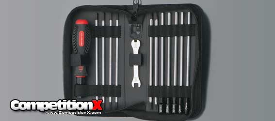 Duratrax 19-in-1 Tool Set for Traxxas Vehicles
