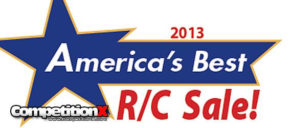 Hobbico's American's Best RC Sale 2013