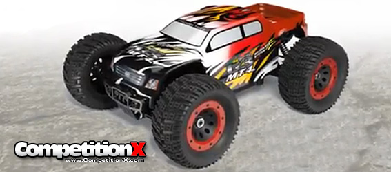 Video: Thunder Tiger 1/8 MT4-G3 Brushless 4WD RTR
