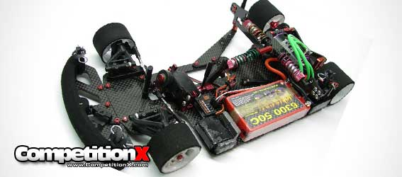 CRC Razor 3.0 1/12th Oval Car