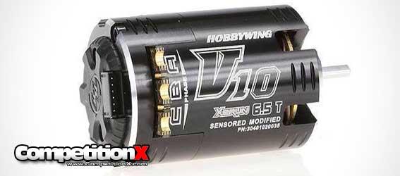 Hobbywing Xerun V10 SD Modified Brushless Motor