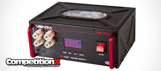 Venom 600W Dual Output DC Power Supply