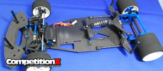 Team Muso R12 WGT Conversion