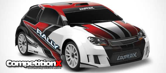 LaTrax 1/18th Scale 4WD Rally Car