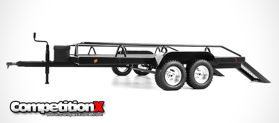 RC4WD BigDog 1/8 Dual Axle Scale Car/Truck Trailer