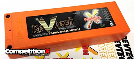 Trinity ReVtech X-Formula LiPo Batteries