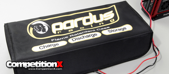 Review - Pardus LiPo Charging Bag