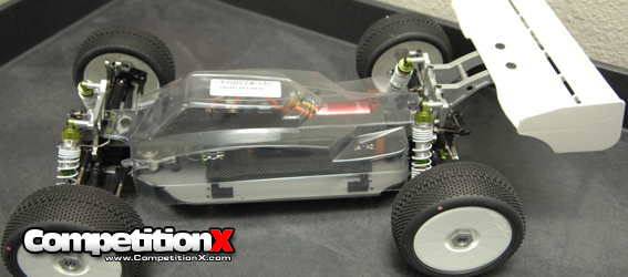 STRC 1/8 E-Buggy Conversion Kit for the Traxxas Slash 4x4