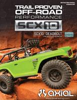 Axial SCX10 Deadbolt Manual