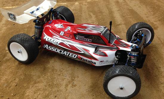 Team Associated B44.3 Buggy Build