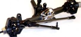 Vaterra Ascender K5 Blazer Build – Part 2 - Front Suspension