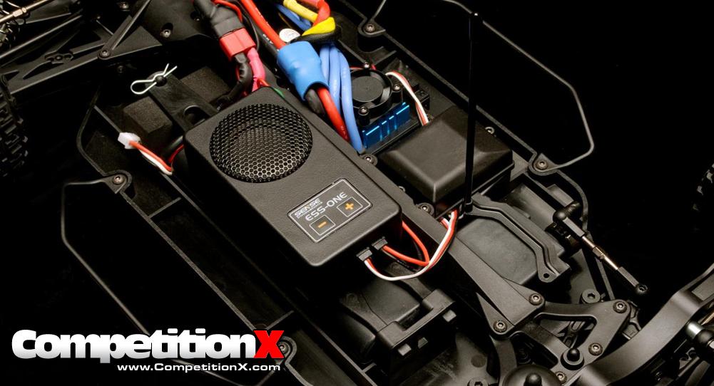Team Associated ESS-One Engine Sound System & XP LED Light Kit