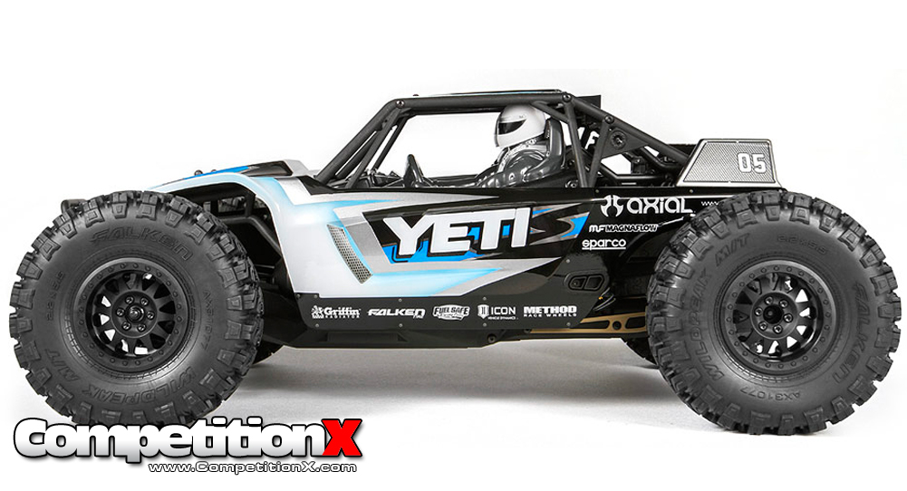 Axial Yeti Rock Racer Kit