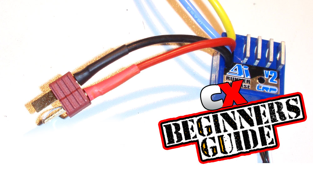 Beginner's Guide To Rc How Change Connectors On Your Battery Rhpetitionx: Rc Car Wiring Connectors At Cicentre.net