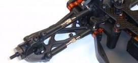 Team C TM4 Buggy Build – Part 7 – Front Suspension