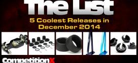 The List - December 2015