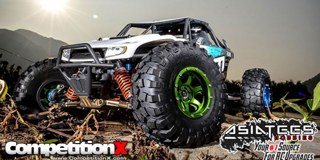 Axial Yeti Aluminum Upgrades from GPM and AsiaTees