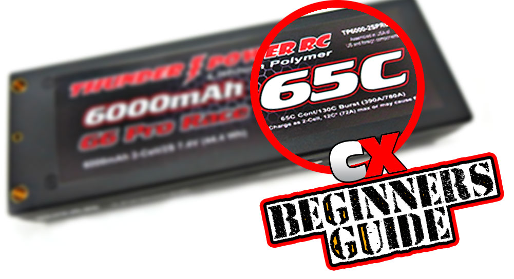 What Does C Rating Mean on a LiPo Battery