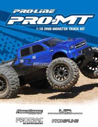 Proline Racing Manuals