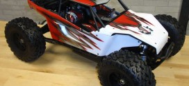 Axial Yeti XL Build – Part 12 – Body, Wheels and Tires