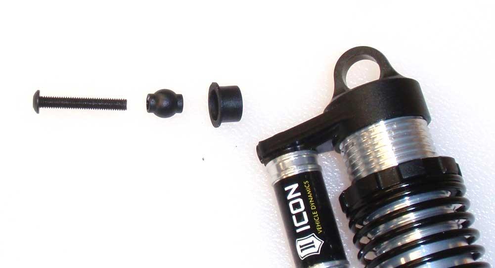 Axial Yeti XL Build – Step 175