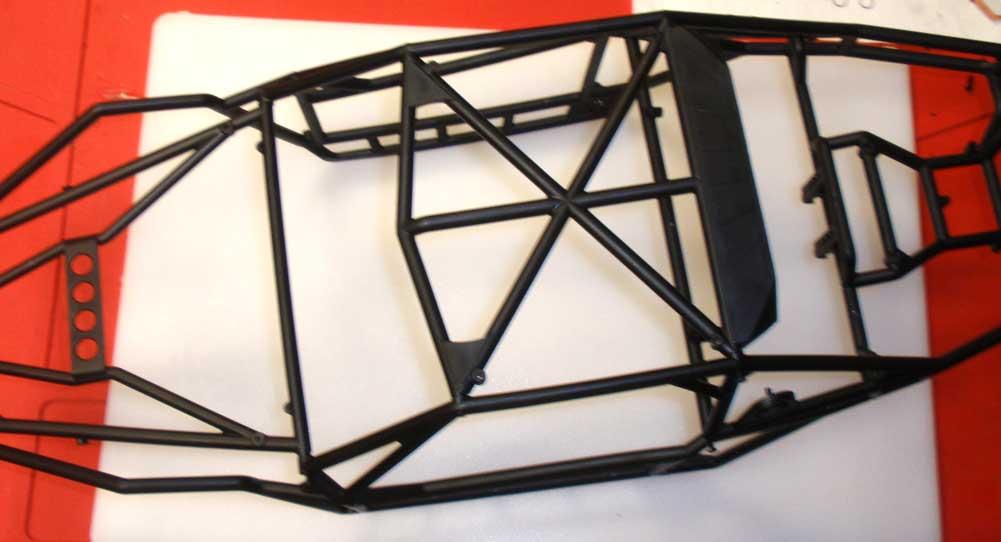 Axial Yeti XL Build – Step 181