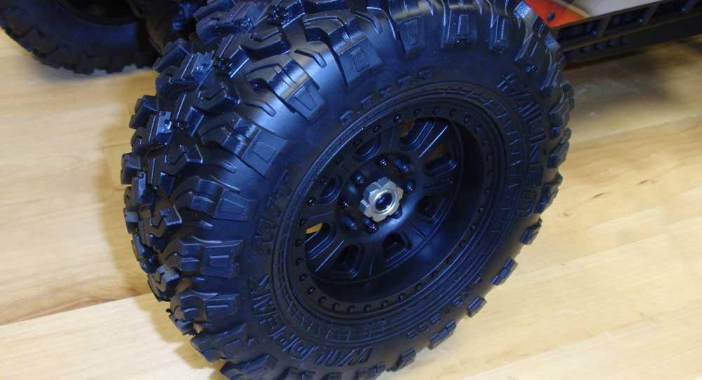 Axial Yeti XL Build – Step 190