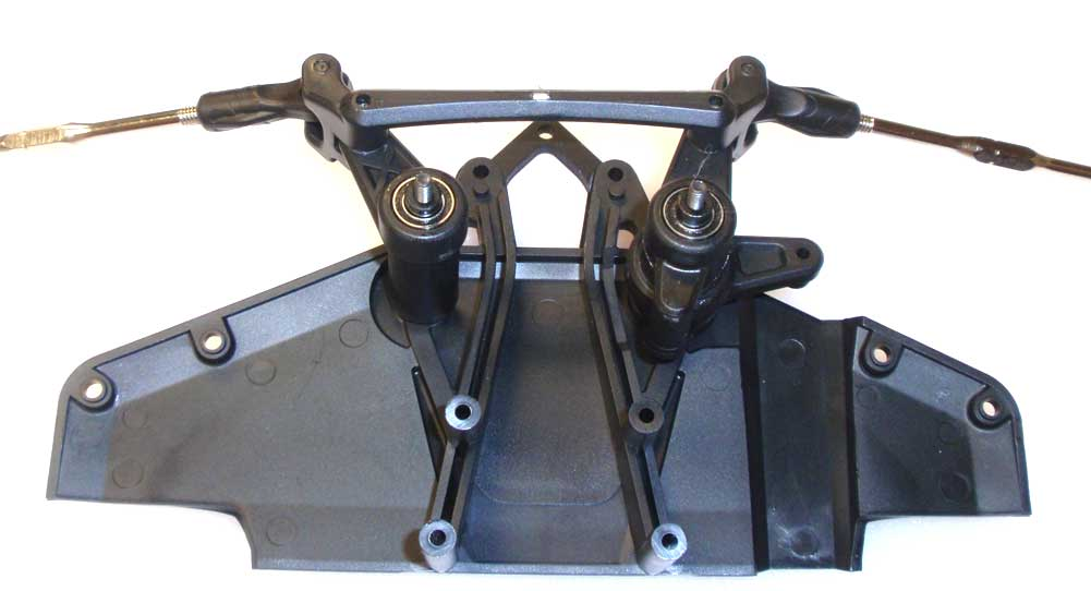 Axial Yeti XL Build – Part 6 – Steering