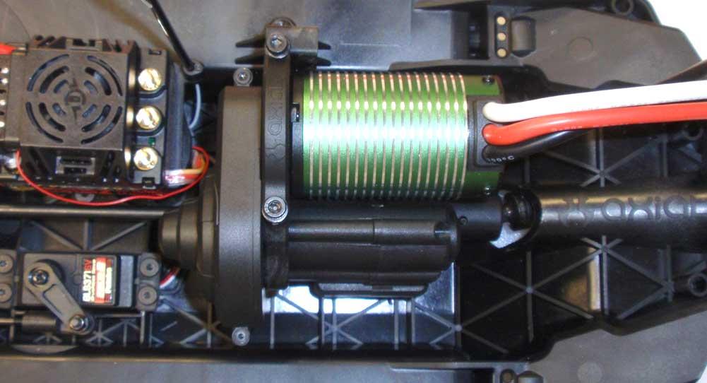 Axial Yeti XL Build – Part 9 – Transmission