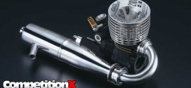 OS Engine Ty Tessmann Limited Edition B2101 1/8 Buggy Engine