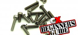 Common RC Screw Types and How to Measure Them