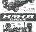 Tamiya RM-01 Chassis Manual