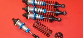 Team Associated T5M Build – Part 6 – Shocks