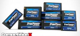 TrakPower Century Racing LiPo Packs