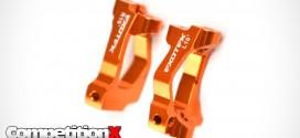 Exotek 10-Degree Aluminum Caster Blocks for the HB D413